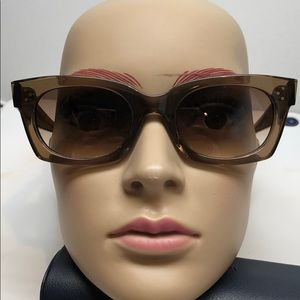 Celine sunglasses - Amber brown